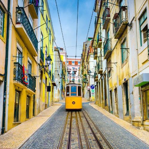 Lisboa Half Day Tour (P) - CLEVERTOURS