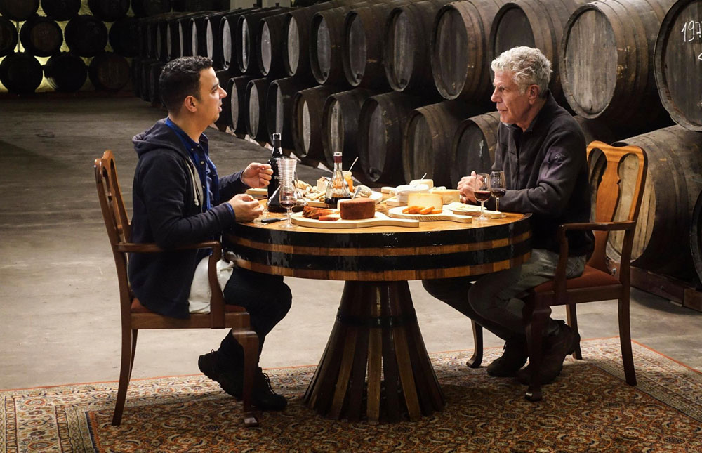 Anthony Bourdain: Parts Unknown - PORTO - CLEVERTOURS